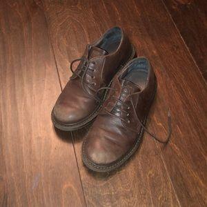 Nordstrom brand dress shoes.